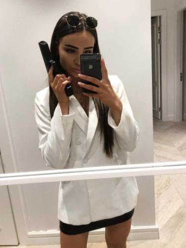 Nastia (23) в Москва эскорт - Фото: 1