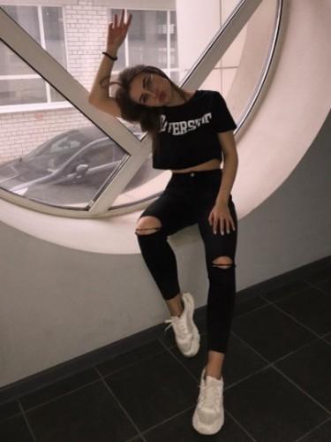 Malvina (20) в Москва эскорт - Фото: 4