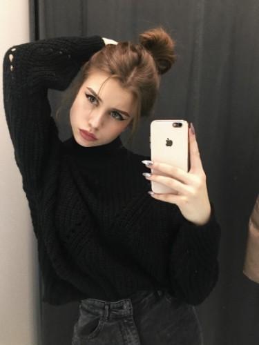 Malvina (20) в Москва эскорт - Фото: 1
