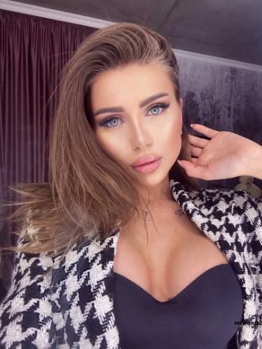 Karolina (24) в Москва эскорт - Фото: 5