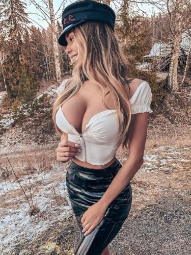 Nicole (21) в Москва эскорт - Фото: 5