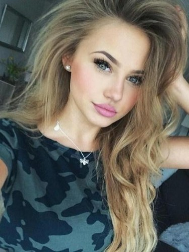 Miya (23) в Москва эскорт - Фото: 6