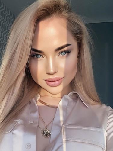 Afina (24) в Москва эскорт - Фото: 1