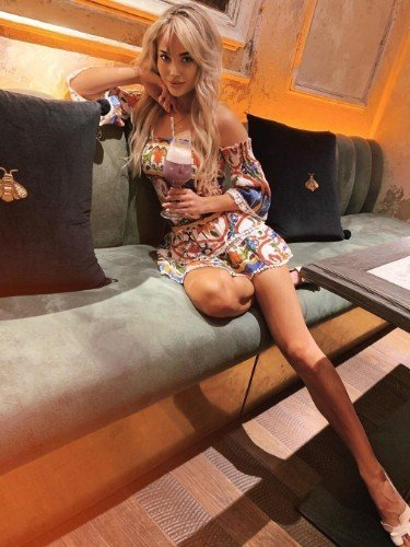 Afina (24) в Москва эскорт - Фото: 5
