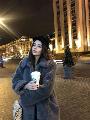 Malinka (24) в Москва эскорт - Фото: 1