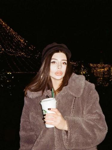 Malinka (24) в Москва эскорт - Фото: 3