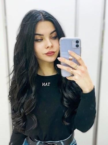 Ksusha (21) в Москва эскорт - Фото: 4