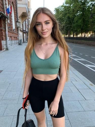 Juli (22) в Москва эскорт - Фото: 6