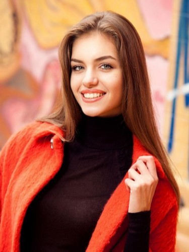 Alexandra (24) в Москва эскорт - Фото: 1