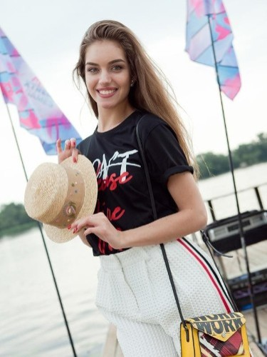 Alexandra (24) в Москва эскорт - Фото: 5