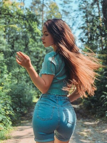 Polina (23) в Москва эскорт - Фото: 4