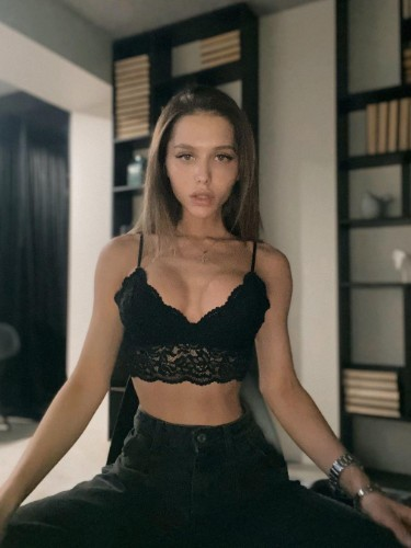 Kira (22) в Москва эскорт - Фото: 5