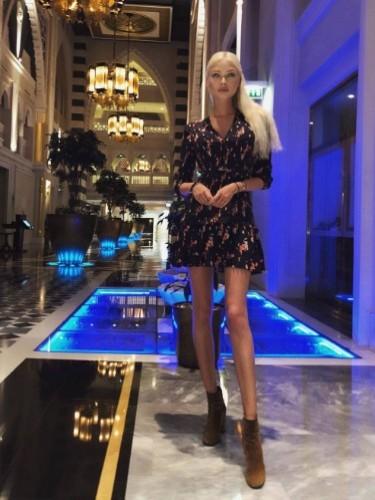 Katya (21) в Москва эскорт - Фото: 5