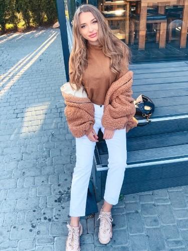 Anna (20) в Санкт-Петербург эскорт - Фото: 6