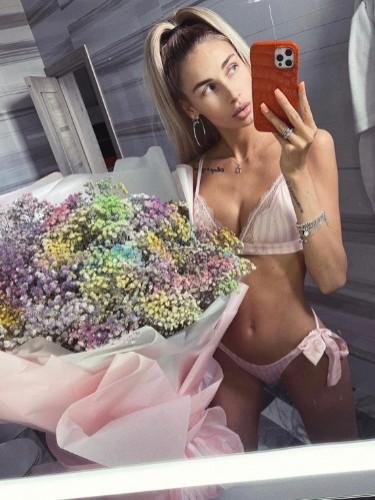 Malvina (24) в Санкт-Петербург эскорт - Фото: 7