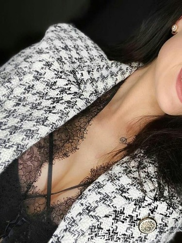 Alexandra (25) в Москва эскорт - Фото: 5