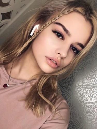 Alisa (19) в Москва эскорт - Фото: 3