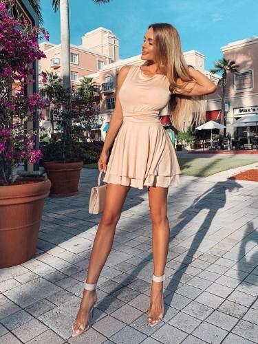 Tanya (21) в Москва эскорт - Фото: 7
