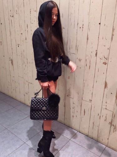 Alexandra (22) в Москва эскорт - Фото: 3
