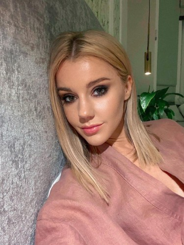 Zirochka (23) в Москва эскорт - Фото: 7