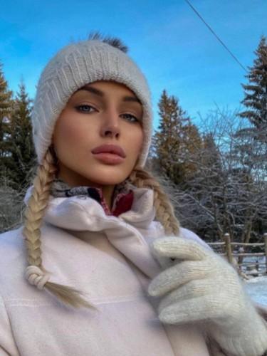 Marina (22) в Москва эскорт - Фото: 5