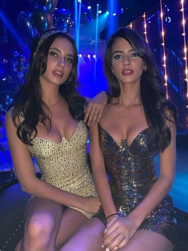 Sex ad by kinky escort Partygirls Best Twin Duo (25) in Hong Kong - Photo: 1