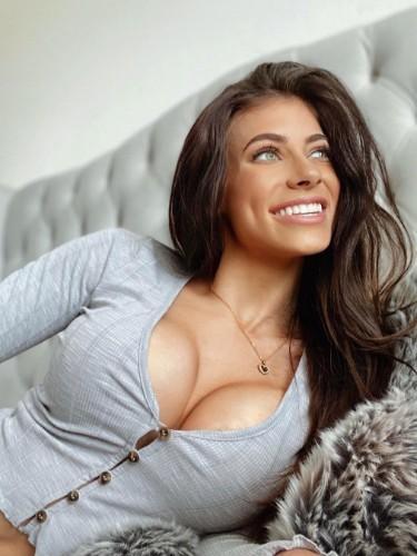 Masha (22) в Москва эскорт - Фото: 6