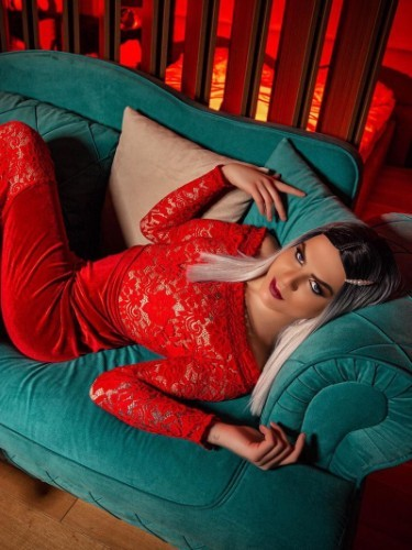 Sex ad by kinky escort shemale Ts Eva (21) in London - Photo: 5