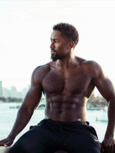 Sex ad by escort gigolo Darius Jackson (31) in London - Photo: 3