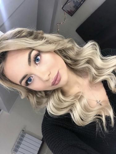 Elena (23) в Санкт-Петербург эскорт - Фото: 4