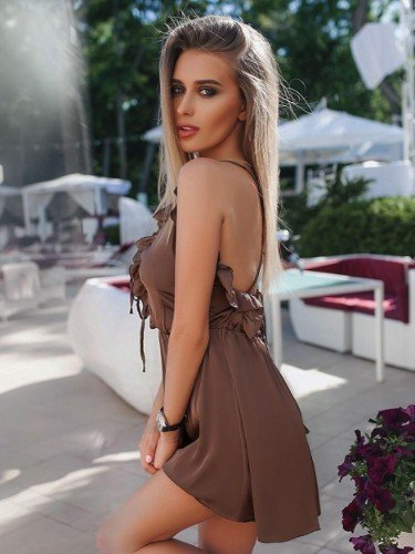 Sofiya (20) в Москва эскорт - Фото: 6
