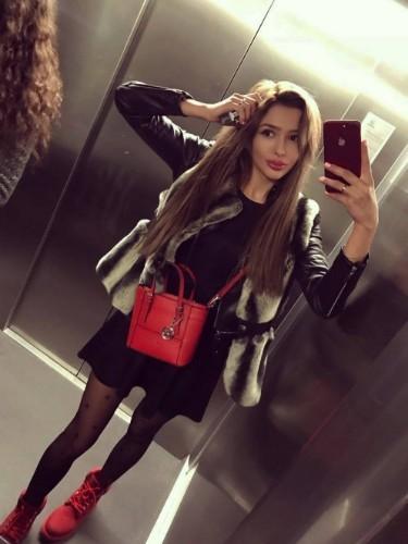 Mira (20) в Москва кинки госпожа эскорт - Фото: 3