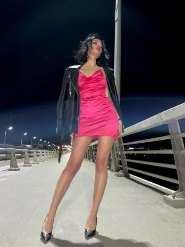 Naomi (22) в Москва эскорт - Фото: 3