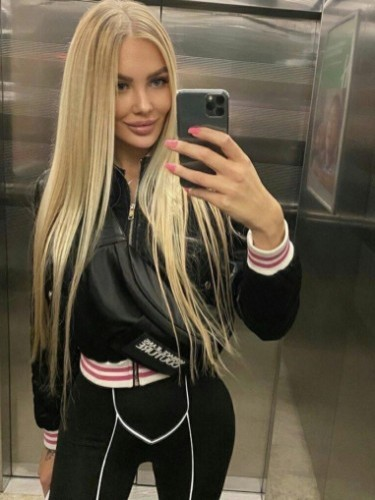 Karolina (24) в Москва эскорт - Фото: 3