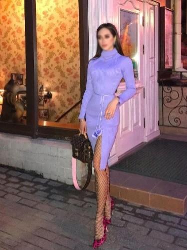 Dasha (19) в Москва кинки эскорт - Фото: 7