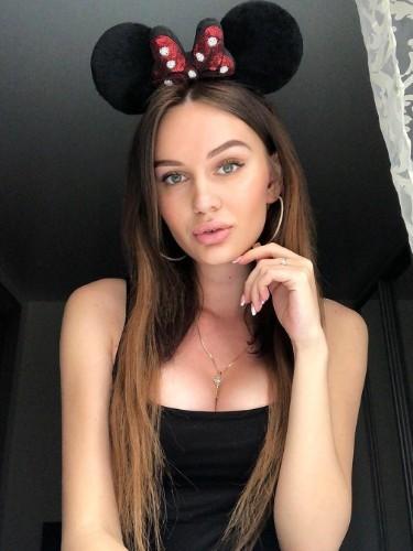 Nelli (21) в Москва эскорт - Фото: 1