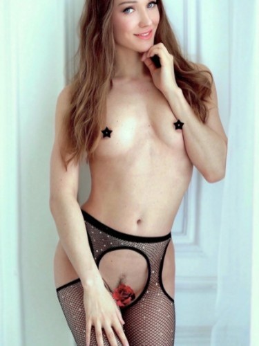 Lisa (26) в Москва кинки эскорт - Фото: 4
