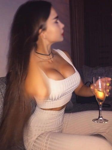 Marina (20) в Москва кинки эскорт - Фото: 1