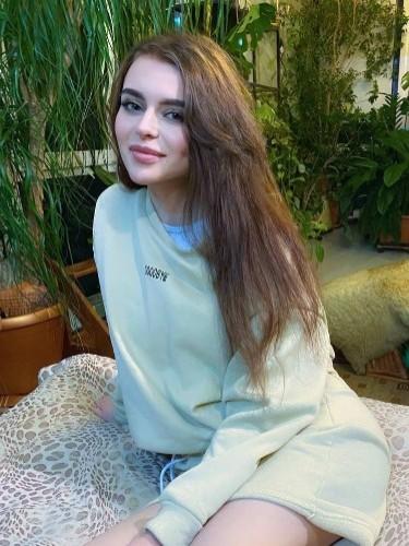 AleksaCutie (18) в Москва кинки эскорт - Фото: 4
