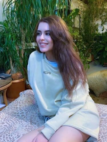AleksaCutie (18) в Москва кинки эскорт - Фото: 1