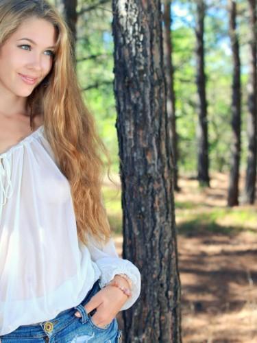 Eva (21) в Москва кинки эскорт - Фото: 7
