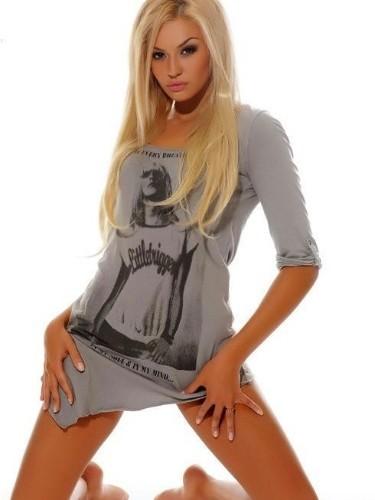 Arina (24) в Марбелья кинки эскорт - Фото: 1